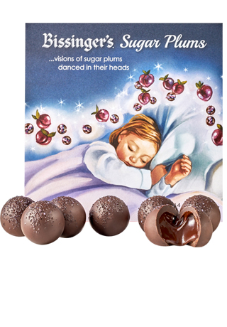 Sugar Plum Truffles - 14 Piece