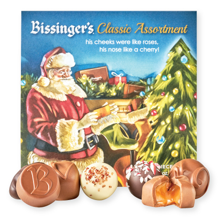 Bissinger's Christmas Classic - 14 Piece Box