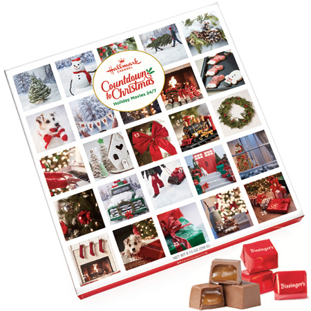 Hallmark Channel's Countdown To Christmas Advent Calendar