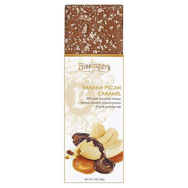 Banana Pecan Caramel Bar 3 OZ