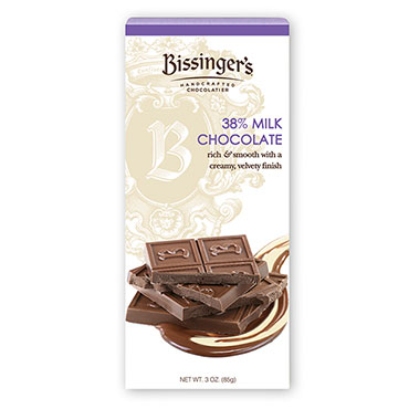 38% Milk Chocolate