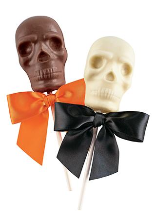 Skull Lollies