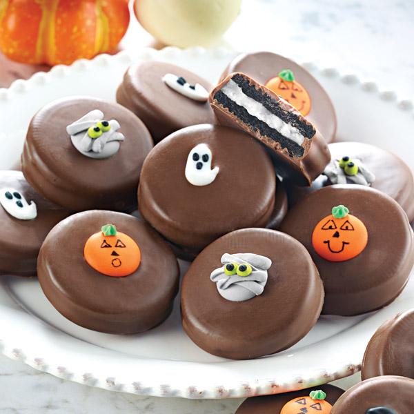Halloween Sandwich Cookies