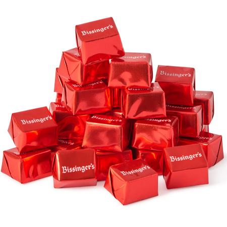 Caramel-Filled Red Presents 1 LB