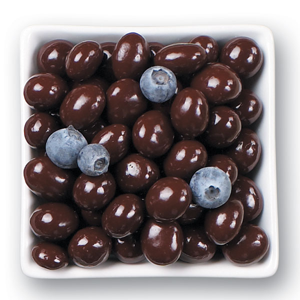 Dark Chocolate Blueberries 1 LB