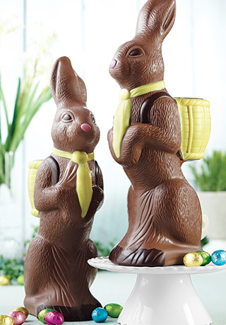 Centerpiece Easter Bunny
