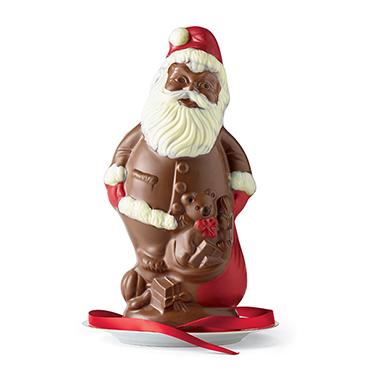 Centerpiece Santa