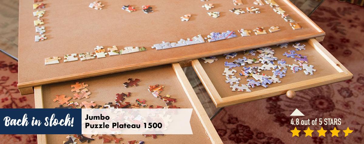 Jumbo Puzzle Plateau 1500