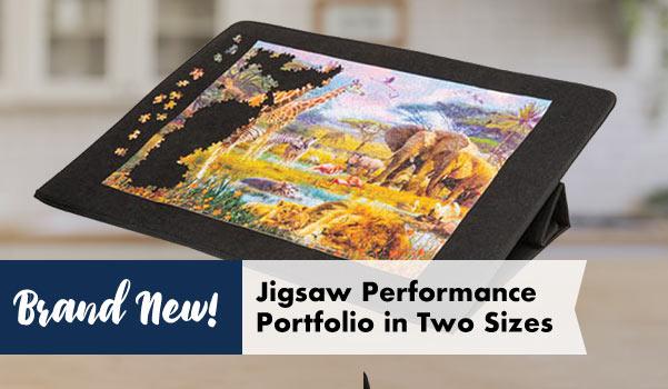 Large Jigsaw Performance Portfolio