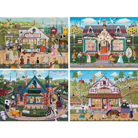 300 Piece and Under Puzzle Sale