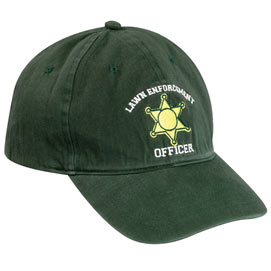 Lawn Enforcement - Cap
