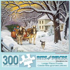 Homeward Bound 300 Large Piece Jigsaw Puzzle