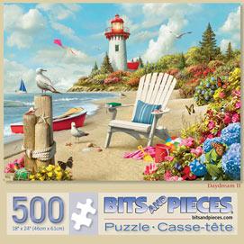 Daydream II 500 Piece Jigsaw Puzzle