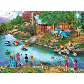 1000 Pieces Puzzle Sale