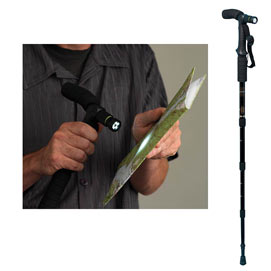 Hi-Tech LED Walking Stick