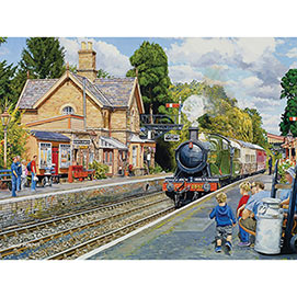 Hampton Loade, Severn Valley Railway 1000 Piece Jigsaw Puzzle