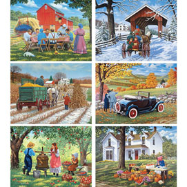 John Sloane Jigsaw Puzzles