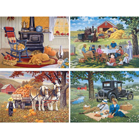 Multipack Jigsaw Puzzles