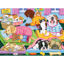 Sweet Dreams 300 Large Piece Jigsaw Puzzle