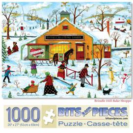 Brindle Hill Bake Shoppe 1000 Piece Jigsaw Puzzle