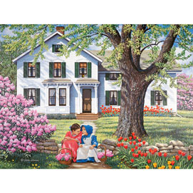 Best Friends 500 Piece Jigsaw Puzzle