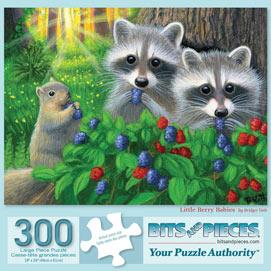 Little Berry Babies 300 Large Piece Jigsaw Puzzle