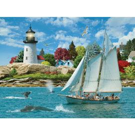 Sail Into Serenity 1000 Piece Jigsaw Puzzle