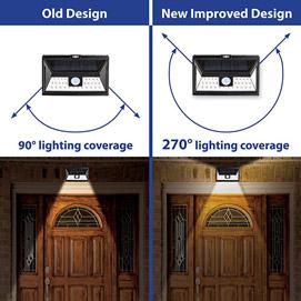 36 LED Solar Light