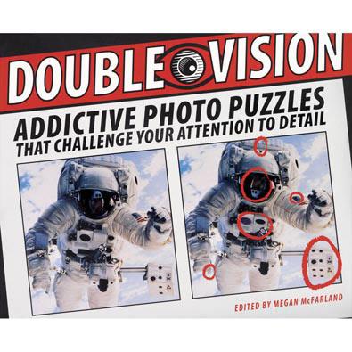 Double Vision Photo Puzzle Book