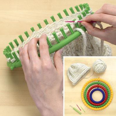 Knit Quick Circular Loom Kit