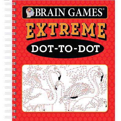 Extreme Dot-To-Dot Book
