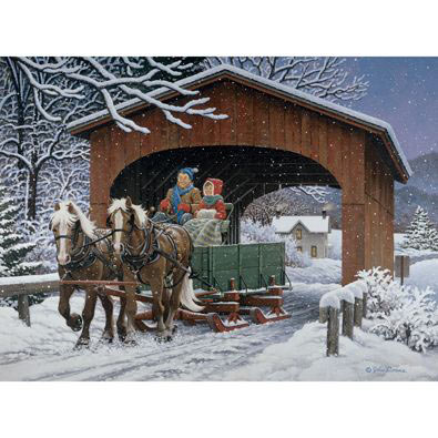 On The Way 1000 Piece Jigsaw Puzzle