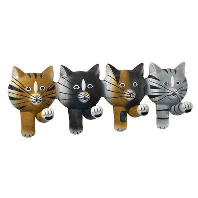 Four Paws Kitty Hooks