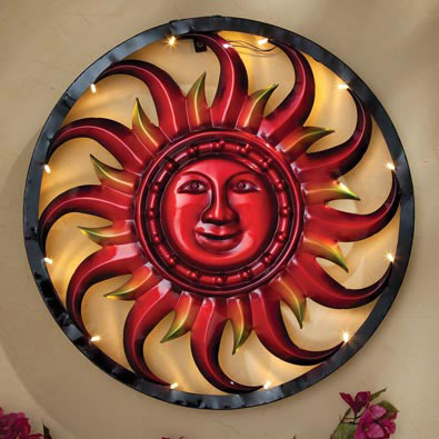 Solar Sun Art