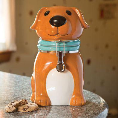 Buddy Dog Cookie Jar