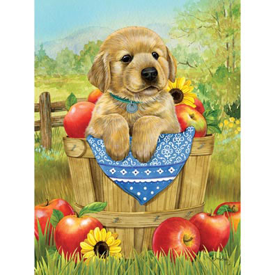 Harvest Helper 500 Piece Jigsaw Puzzle