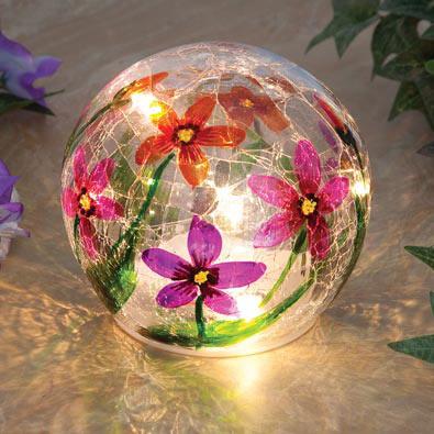 LED Spring Floral Light