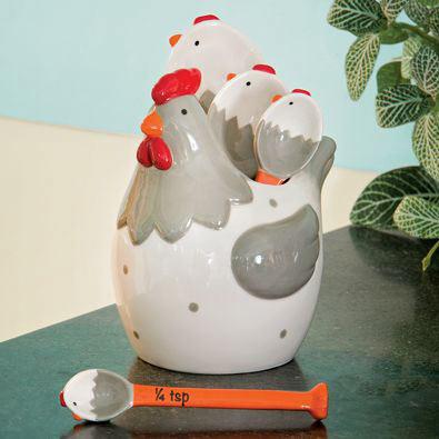 Chicken Measuring Spoons