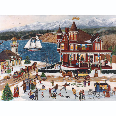 Memories Of Christmas 1000 Piece Jigsaw Puzzle