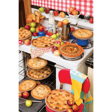 Fresh Baked Pies 500 Piece Jigsaw Puzzle