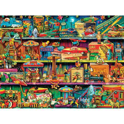 Toy Wonderama 300 Large Piece Jigsaw Puzzle