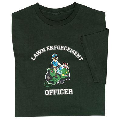 Lawn Enforcement - Tee Shirt