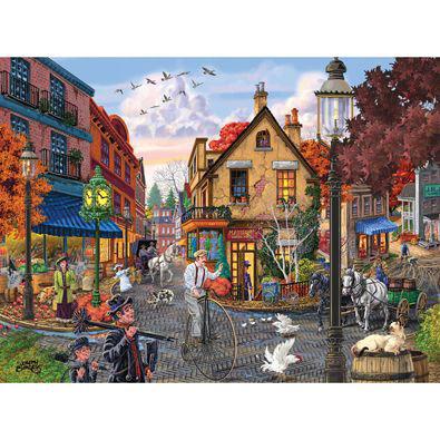 Matilda's Dress Shop 1000 Piece Jigsaw Puzzle