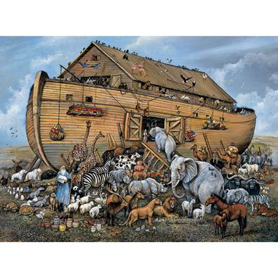 Buy Noah S Ark Jigsaw Puzzle Bits And Pieces