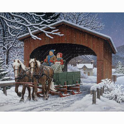 On The Way 500 Piece Jigsaw Puzzle