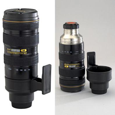 Telephoto Lens Carafe