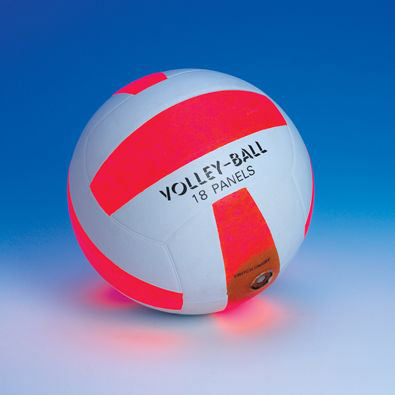 LED Light-Up Volleyball