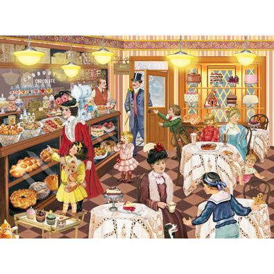 Ben's Confectionary 500 Piece Jigsaw Puzzle