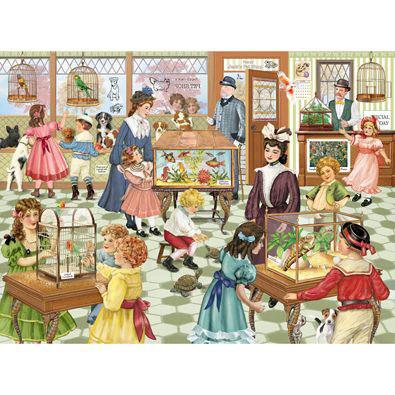 Happy Jacks Pet Shop 1000 Piece Jigsaw Puzzle