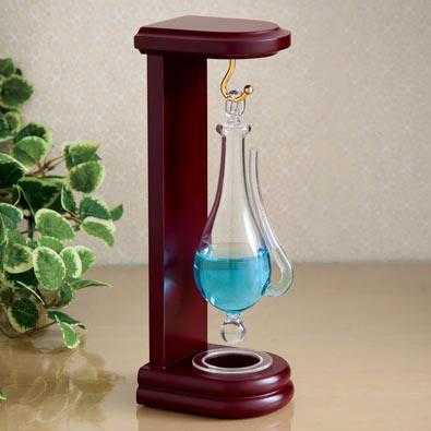 Desktop Weather Glass Barometer